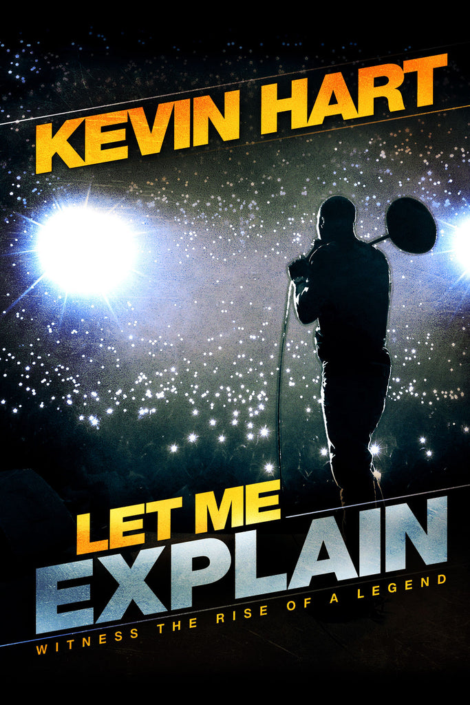 Kevin Hart: Let Me Explain (iTunes HD)