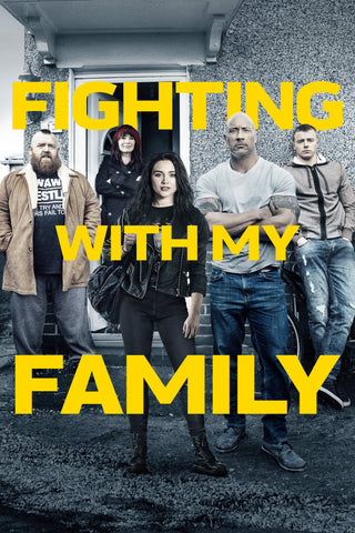 Fighting with My Family (Vudu HDX) - Pre-Release: Multiple Options Available