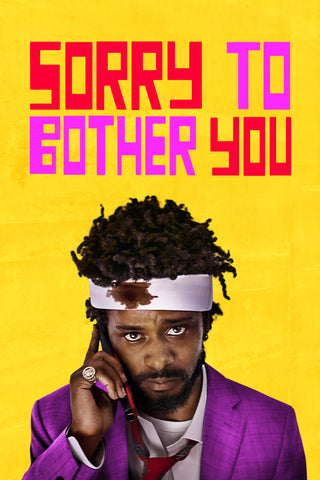 Sorry to Bother You (Vudu HDX) - Pre-Release: Multiple Options Available
