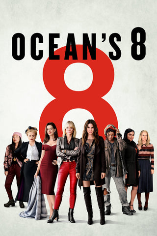 Ocean's 8 (UV HDX) - Pre-Release: Multiple Options Available