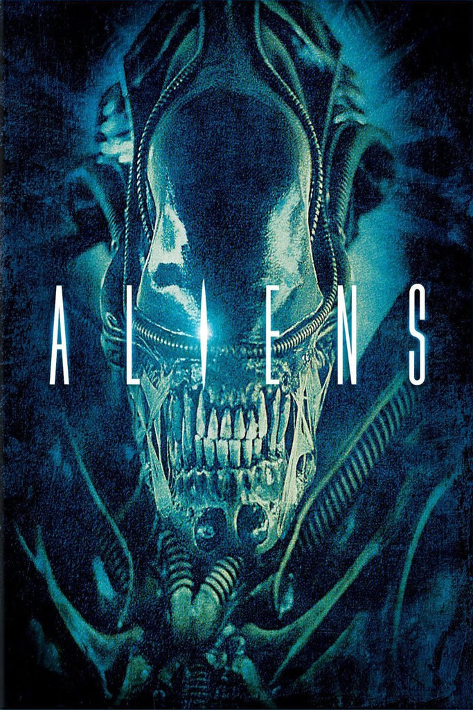 Aliens (Vudu HDX or iTunes HD)