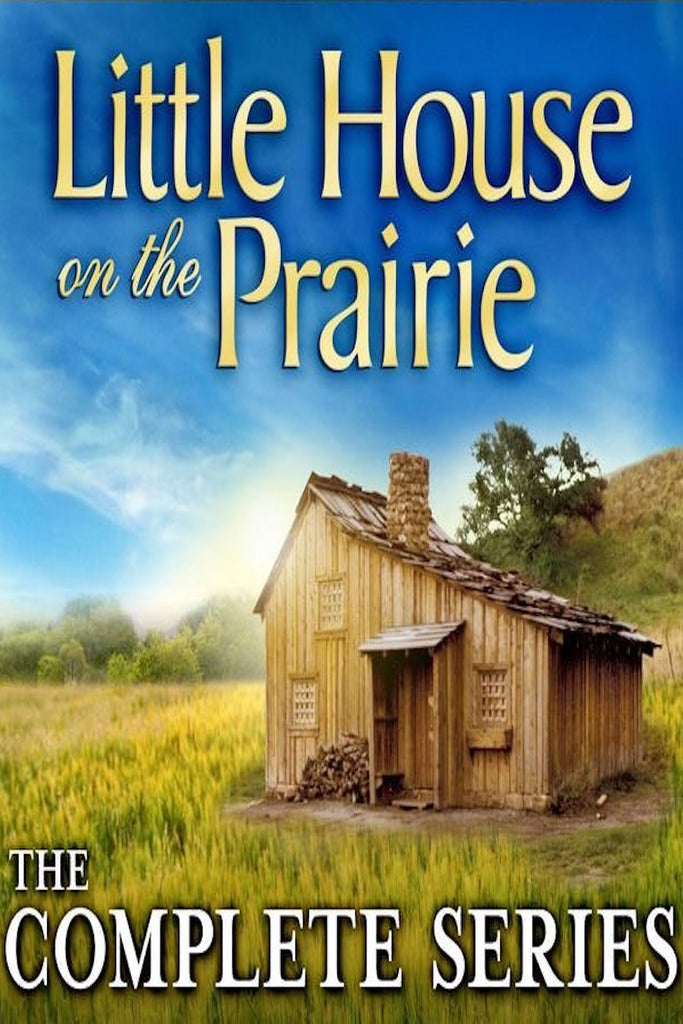 Little House on the Prairie: The Complete Series (UV SD) - Multiple Options Available