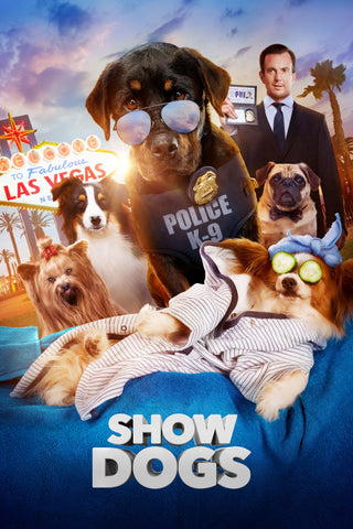 Show Dogs (Vudu HDX) - Pre-Release: Multiple Options Available