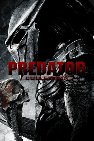 Predator 3-Movie Collection (Vudu HDX) - Multiple Options Available