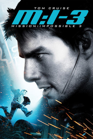 Mission: Impossible 3 (iTunes 4K UHD)