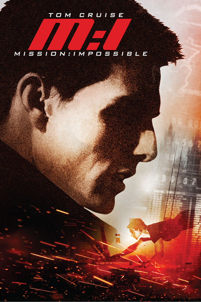 Mission: Impossible (iTunes 4K UHD)
