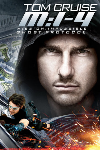 Mission: Impossible - Ghost Protocol (UV HDX)