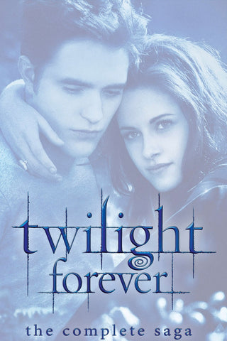 Twilight Forever: The Complete Saga (UV HDX) - Vudu Instawatch Redemption
