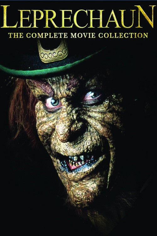 Leprechaun: The Complete Movie Collection (UV HDX)