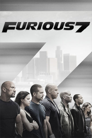 Furious 7 (Extended Edition) (iTunes 4K UHD)