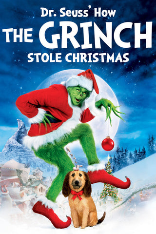 Dr. Seuss' How the Grinch Stole Christmas (2000) (iTunes 4K UHD)
