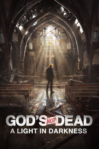 God's Not Dead: A Light in the Darkness (Vudu HDX) - Pre-Release: Multiple Options Available