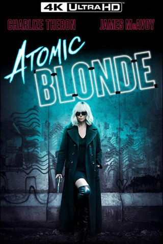 Atomic Blonde (UV 4K UHD)
