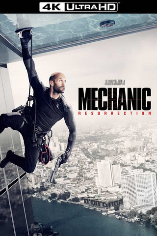 Mechanic: Resurrection (UV 4K UHD) - Read Notes Before Purchasing