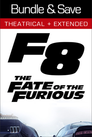 The Fate of the Furious Bundle (Theatrical Version & Extended Director's Cut) (iTunes HD)