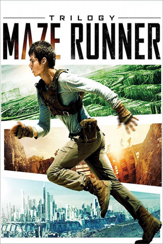 Maze Runner Trilogy (Vudu HDX) - Pre-Release: Multiple Options Available