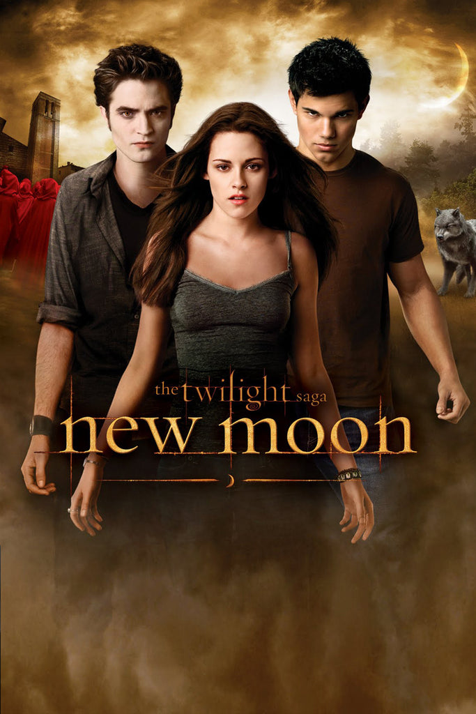 The Twilight Saga: New Moon (UV HDX)