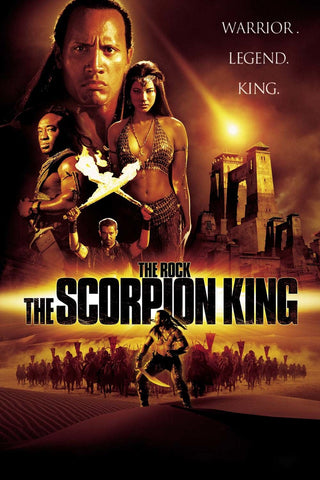 The Scorpion King (Vudu HDX)