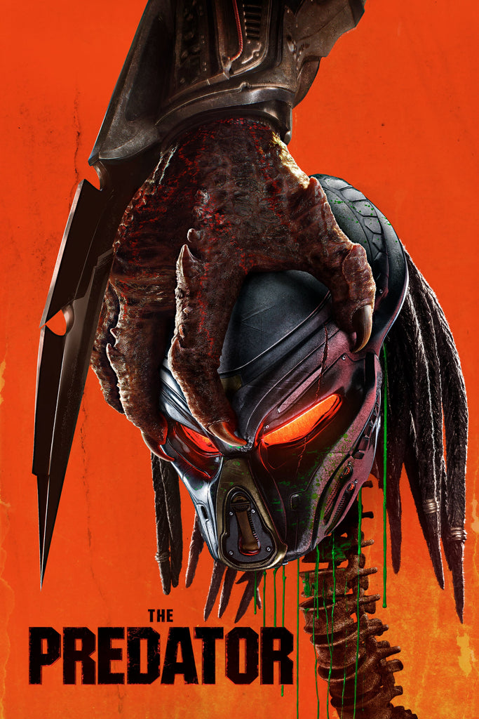 The Predator (Vudu HDX) - Pre-Release: Multiple Options Available