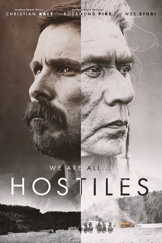 Hostiles (Vudu HDX) - Pre-Release: Multiple Options Available