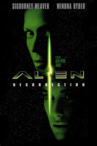 Alien: Resurrection (Vudu HDX or iTunes HD)