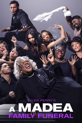 A Madea Family Funeral (Vudu HDX) - Pre-Release: Multiple Options Available