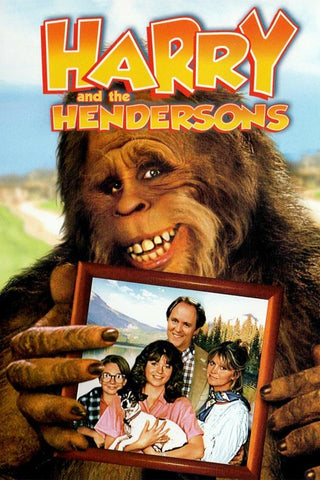 Harry and the Hendersons (UV HDX)