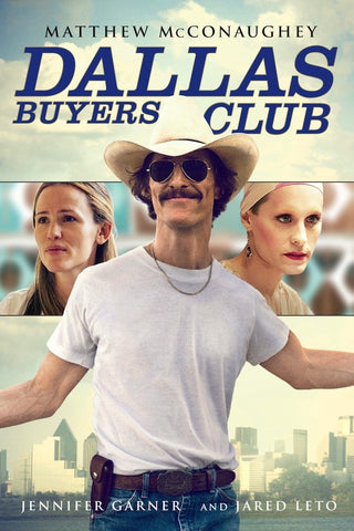 Dallas Buyers Club (UV HDX)