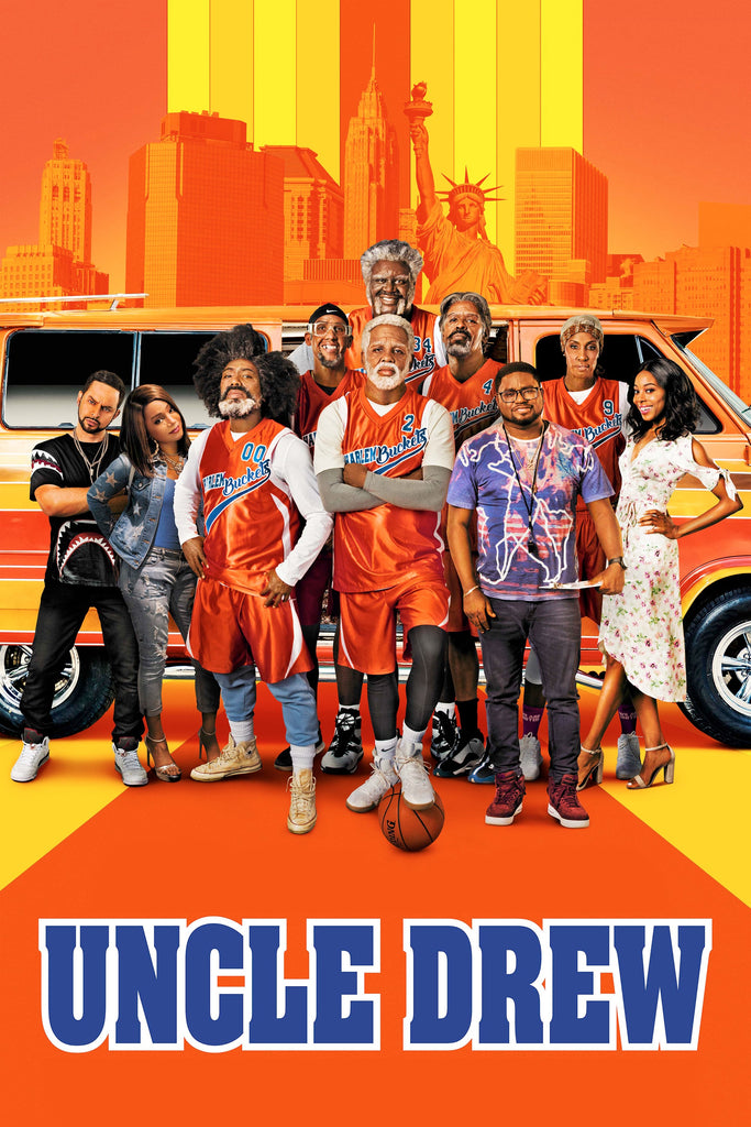 Uncle Drew (Vudu HDX) - Pre-Release: Multiple Options Available