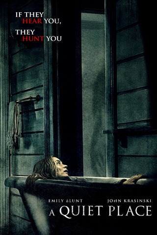 A Quiet Place (UV HDX) - Pre-Release: Multiple Options Available