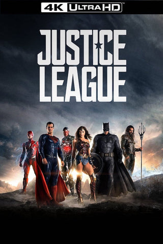 Justice League (UV 4K UHD)