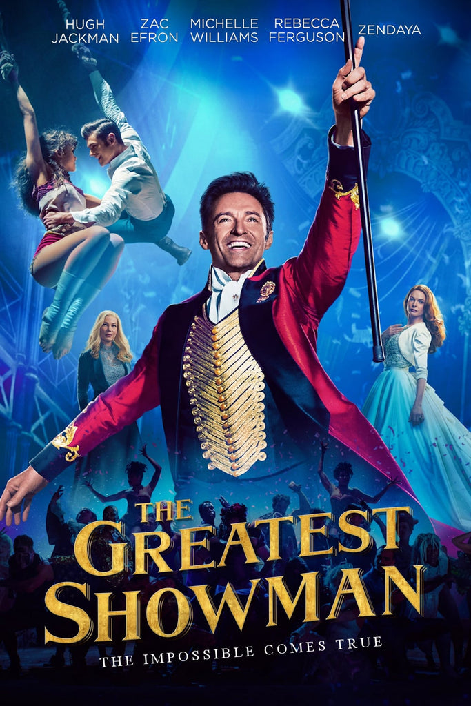 The Greatest Showman (Vudu HDX) - Pre-Release: Multiple Options Available