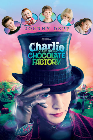 Charlie and the Chocolate Factory (2005) (UV HDX)