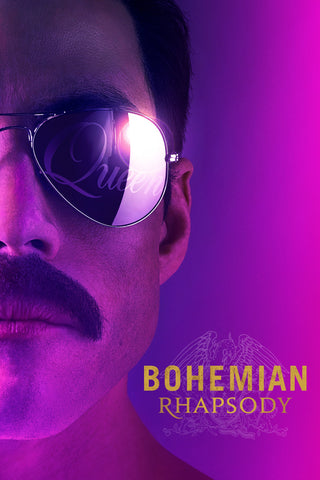 Bohemian Rhapsody (Vudu HDX) - Pre-Release: Multiple Options Available