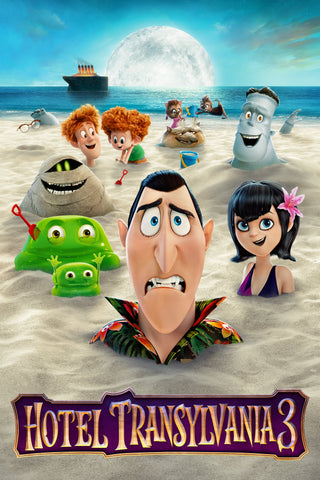 Hotel Transylvania 3: Summer Vacation (UV HDX) - Pre-Release: Multiple Options Available