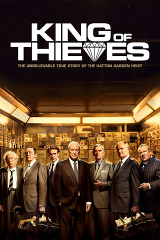 King of Thieves (Vudu HDX) - Pre-Release: Multiple Options Available