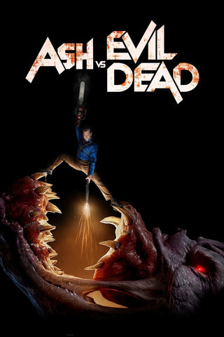 Ash vs. Evil Dead: The Complete Series (Vudu HDX) - Vudu Instawatch Redemption