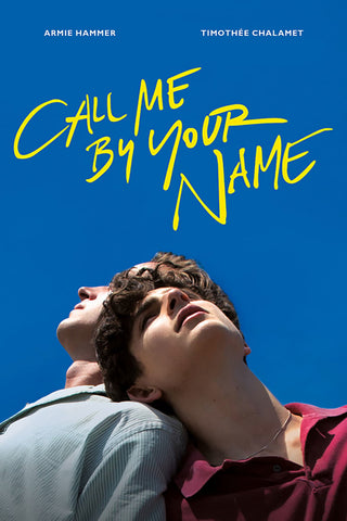 Call Me by Your Name (UV HDX)