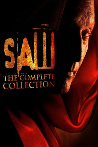 Saw: The Complete Movie Collection (Unrated) (UV HDX) - Multiple Options Available