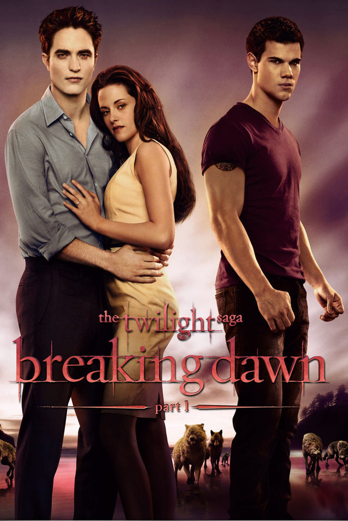 The Twilight Saga: Breaking Dawn Part 1 (Extended Edition) (iTunes HD)