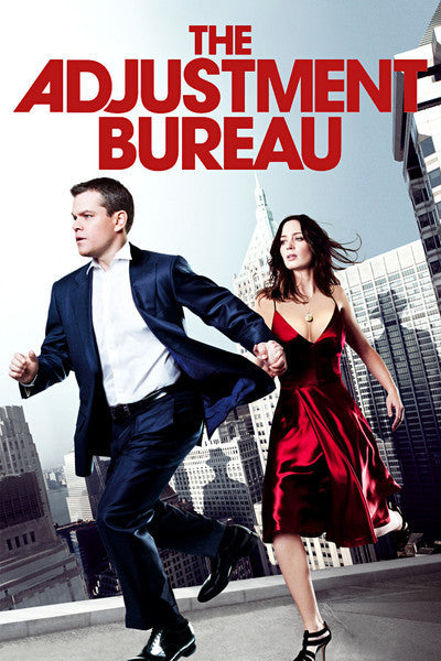 The Adjustment Bureau (Vudu HDX)