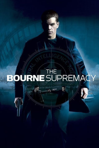 The Bourne Supremacy (UV HDX)