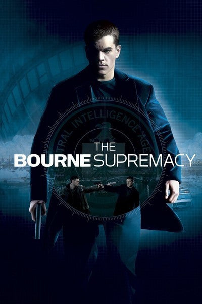The Bourne Supremacy (iTunes 4K UHD)