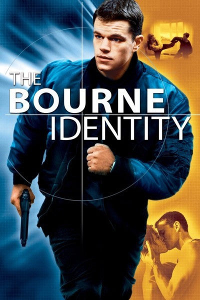 The Bourne Identity (iTunes 4K UHD)