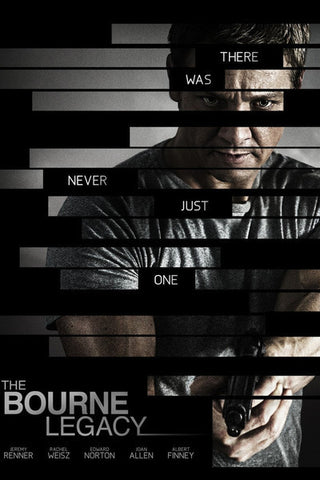 The Bourne Legacy (iTunes 4K UHD)