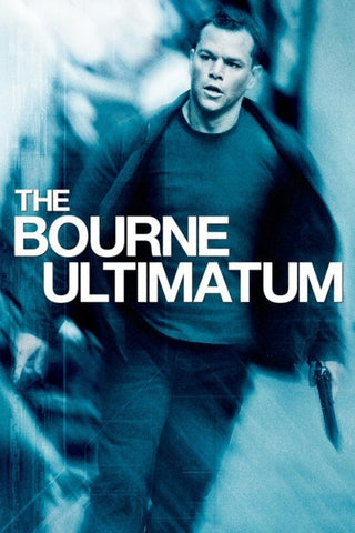 The Bourne Ultimatum (iTunes 4K UHD)