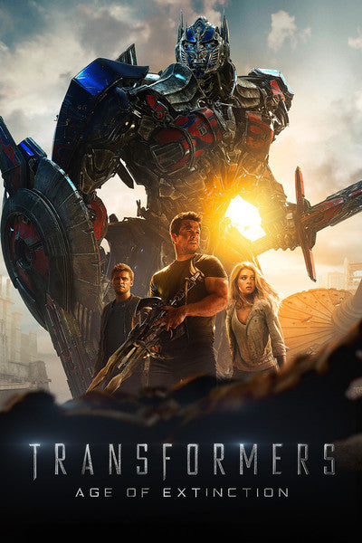 Transformers: Age of Extinction (iTunes 4K UHD)