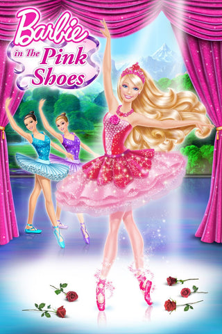 Barbie in The Pink Shoes (UV HDX)