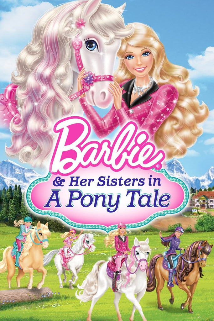 Barbie & Her Sisters in A Pony Tale (iTunes HD)