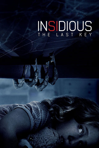 Insidious: The Last Key (Vudu HDX) - Pre-Release: Multiple Options Available